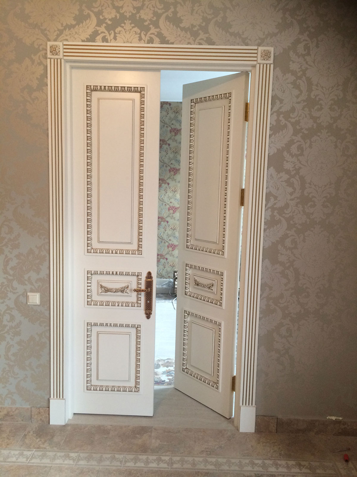 Межкомнатная дверь в классическом стиле | Барлетто