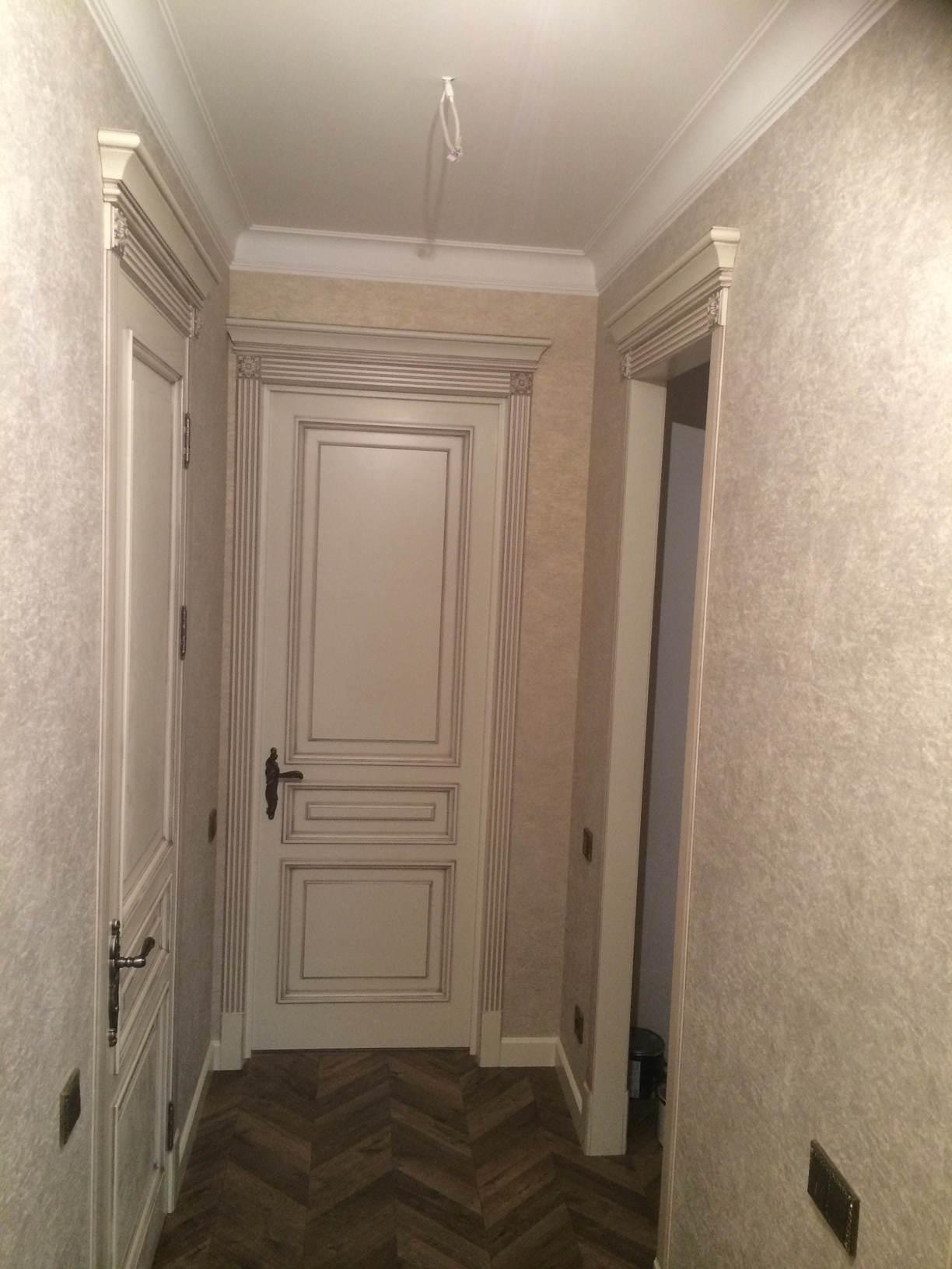 Классические межкомнатные двери Малая посадская | Барлетто
