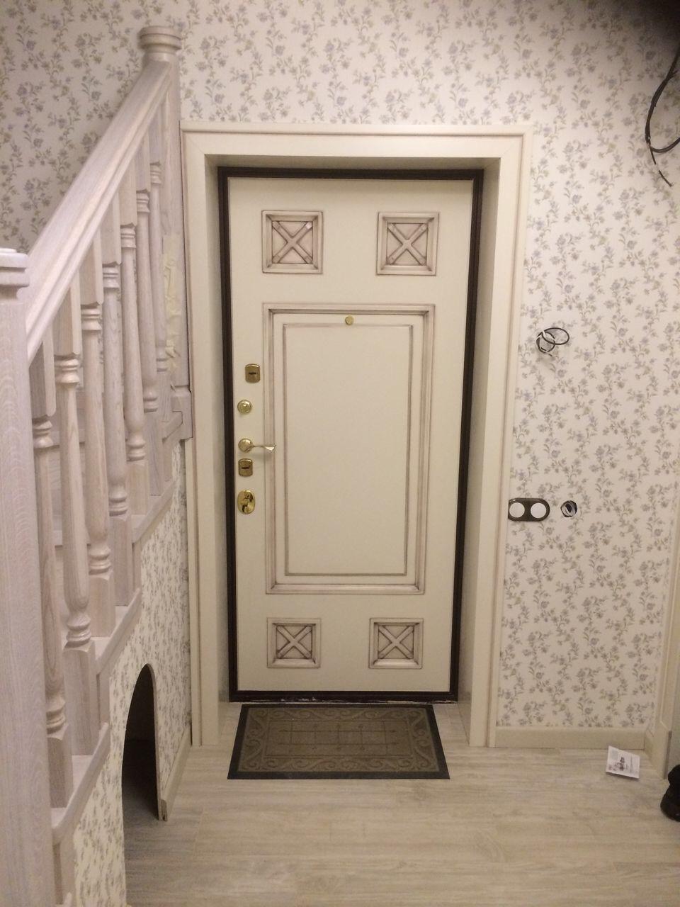 Накладка на металлическую дверь | Барлетто